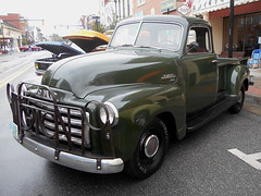 1949 GMC 100 (splattergraphics) Tags: 1949 gmc 100 pickup truck carshow charlestownwv