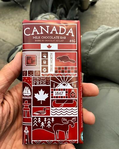 Canada's iconic chocolate bar