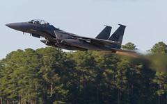 "334th FS ""Eagles"" (Newage2) Tags: sjafb 334th fs 4th fw jets afterburner afterburners f15e eagle northcarolina"