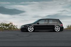 VW Golf R32 | FF550