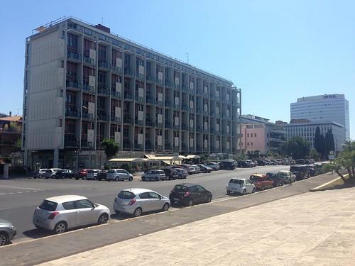 Office building, EUR, Rome