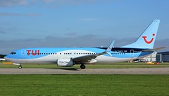 G-TAWS (AnDyMHoLdEn) Tags: thomson tui 737 egcc airport manchester manchesterairport 23l