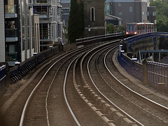Docklands Light Railway (DLR) (FBPetes) Tags: london dlr greenwich observatory museum