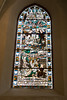Stained glass (quinet) Tags: 2017 germany kirche lübben paulgerhardt spreewald church glasmalerei stainedglass vitrail église brandenburg