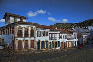 Empty - Ouro Preto - Brazil!