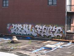 ZENL & FACT (Billy Danze.) Tags: chicago graffiti zenl kcm j4f fact xmen jmc d30