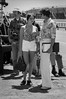 Proper attire for the pits in 1975 (brooklandsspeedway) Tags: pocono schaefer indy press fashion style pits bored boredom minolta photographer