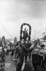Procession in Zacapu, Mexico, 1976 (Marcelo  Montecino) Tags: processioninzacapu mexico 1976
