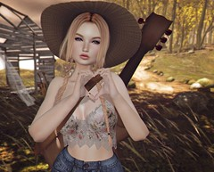 #268 Over the hill and through the woods (NuriaNiven) Tags: laq little bones ricielli pixicat kirin amala chemistry song glam affair ufo