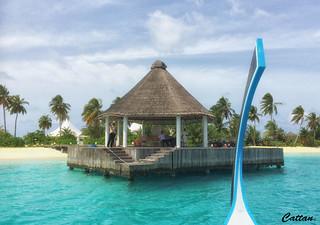 Safari Resor Island, Maldives