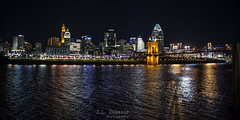 Cincinnati, Ohio Skyline at Night (J.L. Ramsaur Photography) Tags: jlrphotography nikond7200 nikon d7200 photography photo cincinnatioh thequeencity hamiltoncounty ohio 2017 engineerswithcameras thequeenofthewest photographyforgod thesouth southernphotography screamofthephotographer ibeauty jlramsaurphotography photograph pic cincinnati tennesseephotographer cincinnatiohio thebluechipcity nati thecityofsevenhills queencity porkopolis thenati nastynati cincy greatamericanballpark downtownskylineofcincinnatiohio roeblingsuspensionbridge carewtower pncbank greatamericantower scrippscenter smaleriverfrontpark cincinnatiskyline downtowncincinnati downtowncincinnatiskyline downtowncincinnatiskylineatnight nighttimeskyline nighttimecincinnatiskyline nighttime nightphotography afterdark atnight highisophotography skyline engineeringasart ofandbyengineers engineeringisart engineering architecture reflection waterreflection ohioriver lights