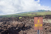 Keep Out (JaelMClay) Tags: rocks lavarocks maui hawaii landscape nature sign keepout