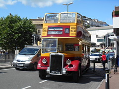 English Riviera Sightseeing Tours FFY 403 (Welsh Bus 17) Tags: rivierasightseeingtours leyland pd23 o56r ffy403 torquay southport 186 cobhambusmuseum titan