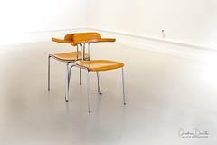Simple design (Elf-8) Tags: sweden gotland visby art museum modern chair design minimal scandinavian