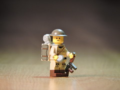 North African Campaign British (brickdetailer) Tags: british africa photo like follow north photographer bad camera art ww2 war lego brick minifigs cool followme 30323