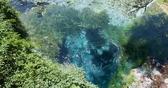 Syri i Kaltër, Sarandë, Albania (Tokil) Tags: syriikaltër sarandë albania southalbania balkans east trip travel colors summer nature mountain water blue green source karst view panoramic shqipëri shqipëria nikond90