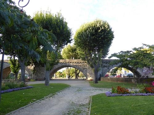 Jardin Pierre Siere, Carcassonne