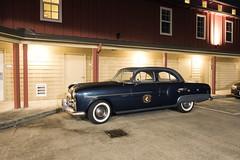 '51 Packard (Curtis Gregory Perry) Tags: astoria oregon 1951 packard 51 sedan clipper blue night longexposure car auto automobile classic vintage old nikon d810 spa
