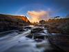 Stormfront (Dylan Toh) Tags: australianlandscape dylantoh everlook longexposure mannum mannumfalls murraybridge nisifilters photographer photography rainbow river southaustralia water waterfall