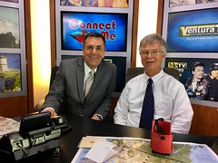 "08-21-2017 Downing Planetarium Director, Dr. Steven White came on the show to discuss the eclipse and how to protect yourself when viewing it. • <a style=""font-size:0.8em;"" href=""http://www.flickr.com/photos/82482342@N05/35819450874/"" target=""_blank"">View on Flickr</a>"