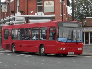 A-Line Coaches: X915 WGR.