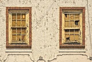 Granada Theater Windows 3537 B