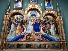 Uffizi Gallery (travelontheside) Tags: italy italia tuscany toscana florence florenceitaly firenze uffizi uffizigallery art artmuseum galleriadegliuffizi renaissance painting
