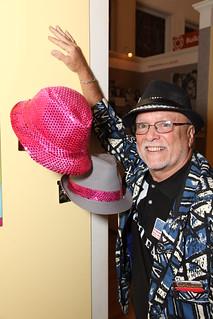 George. Photo courtesy of Henry Pérez