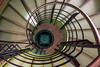 . (Elbmaedchen) Tags: staircase treppenauge stairs stufen roundandround downstairs berlin spirale spiral