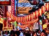 summer festival, Ebisubashi, Osaka (jtabn99) Tags: summer night chochin festival natsumaturi hozenji 20170729 osaka nanba ebisubashi japan nippon nihon 大阪 夏祭 難波 戎橋 法善寺