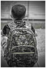 Back to School (Silverio Photography) Tags: blackandwhite blackwhite canon 60d 50mm 18 primelens topaz adjust hdr photoshop elements