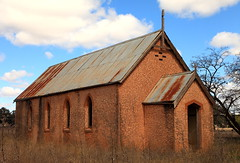 Dripstone (Darren Schiller) Tags: dripstone abandoned australia architecture building closed corrugatediron community derelict disused decaying church deserted dilapidated decay empty history heritage newsouthwales old rural rustic ruins rusty smalltown