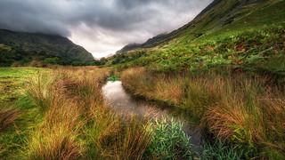 A squelch walk in Snowdonia ...