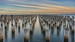 _DSC0379 copy Explored. (kaioyang) Tags: portmelbourne princesspier sunset longexposure water sony a7r2 zeiss loxia loxia2821 mt smoothreflectionsapp