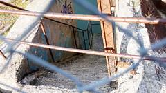 Smöjen kalkbrott, old limestone quarry (damestra) Tags: schweden sweden sverige kalkbrott steinbruch gotland ostsee balticsea östersjön hafen hamn harbour see sjö sea