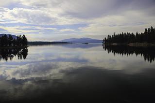 Lake Davis afternoon