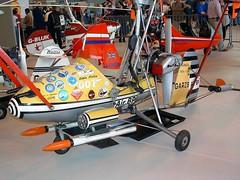 James Bond Autogyro 'Little Nellie' G-ARZB (Craig S Martin) Tags: little nellie garzb bond 007 autogyro waddington aviation