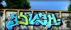 (timetomakethepasta) Tags: hence oqb freight train graffiti art backwards selkirk new york photography