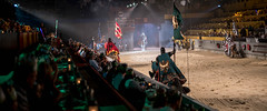 Let the show begin. (kuntheaprum) Tags: medievaltimes dinnershow horse sword lance joust nikon d750 sigmaart 50mm f14