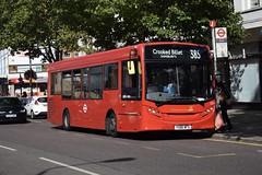 CT Plus Alexander Dennis Enviro200 Dart (1221 - YX66 WFS) 385 (London Bus Breh) Tags: hctgroup ctplus alexander dennis alexanderdennis alexanderdennislimited adl alexanderdennisenviro200 alexanderdennisenviro200dart enviro200 enviro200dart e200 e200dart 1221 yx66wfs 66reg london buses londonbuses bus londonbusesroute385 route385 southchingford chingfordmount chingfordmountroad tfl transportforlondon