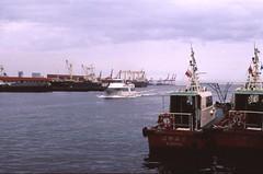 Kobe Harbour Aug 16 1993 (D70) Tags: kobe harbour aug 16 1993