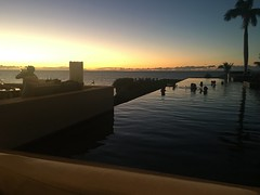 Sunset from the Four Seasons Resort, Anguilla