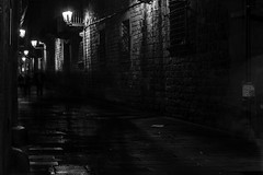 night walk (giuseppedibenedetto) Tags: night urbanism architecture ghost cityscape barcelona