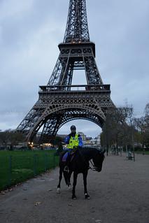 Paris: Bomb hoax at the Eiffel Tower