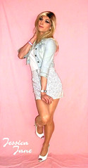 Summer Skirt (jessicajane9) Tags: tg xdress cd transgender tgurl crossdressing gurl lgbt trans crossdress tv transvestite feminised trap tilf tgirl m2f