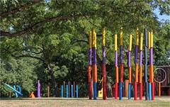 Sculpture Park (ioensis) Tags: sculpture park art artist sculptor brother mel meyer saint st john vianney high school kirkwood mo missouri 04021675067©johnlangholz2017 jdl ioensis july 2017