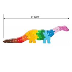 Dinosaur 3D Puzzle (Shumee Wooden Toys) Tags: dinosaurtoy 3dpuzzles woodentoys jigsawpuzzles
