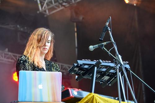 2017 - OFF Festival Katowice (POL) (176) - Anna Meredith
