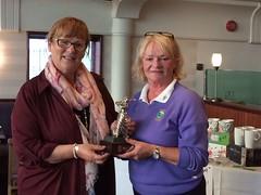 Ladies Past Captains Trophy