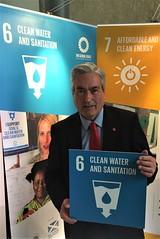 Promoting Global Development Goals